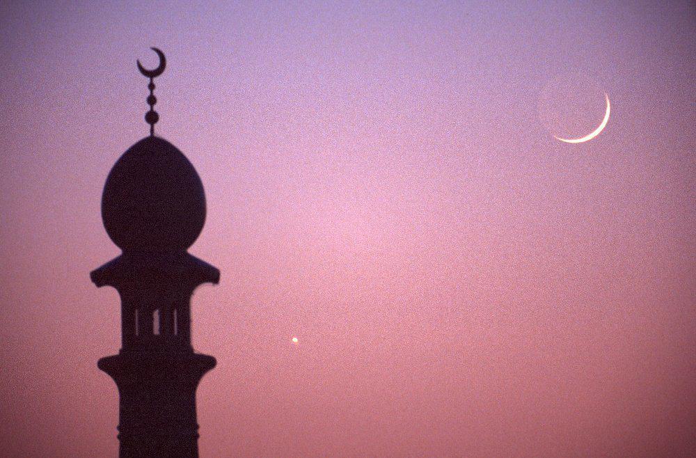 Религиозные открытки мусульманские